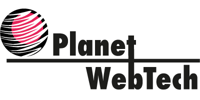 Planet-WebTech | Simon Roth Logo